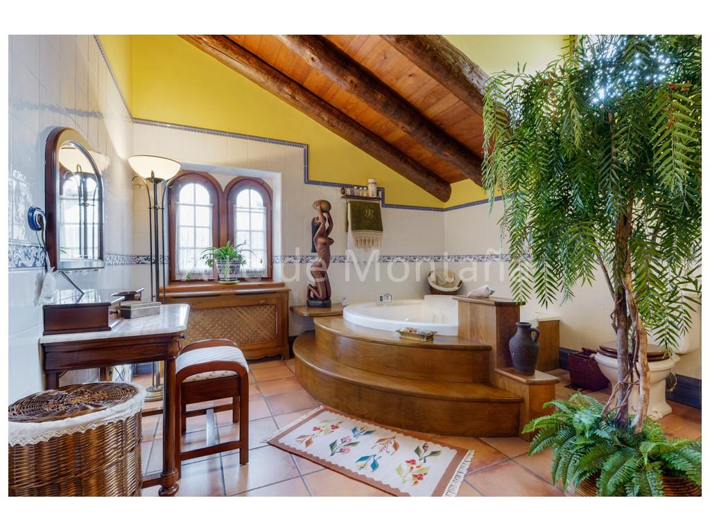 Casa r stica de lujo en los pintanos zaragoza aire de - Comprar casa en jaca ...