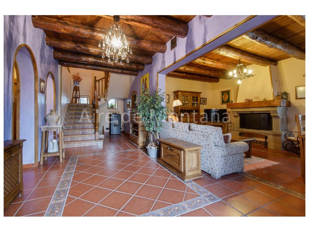 Casa r stica de lujo en los pintanos zaragoza aire de for Busco piso en alquiler