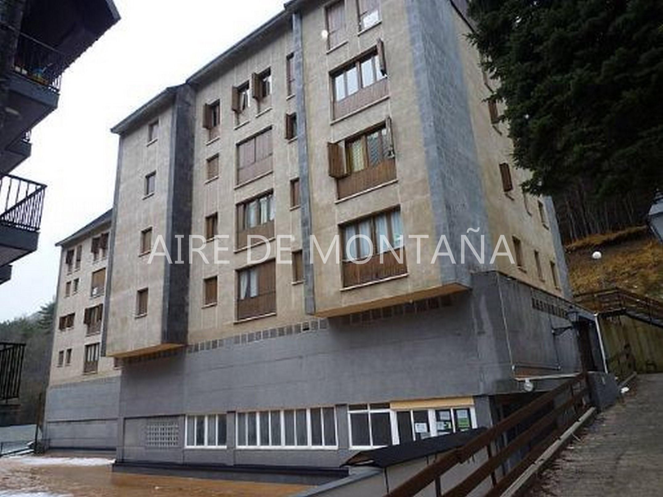 Apartamento en canfranc aire de monta a - Calefaccion por hilo radiante ...